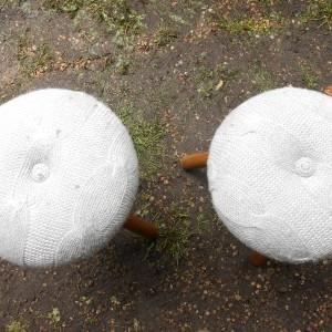 Melkstoeltjes van trui